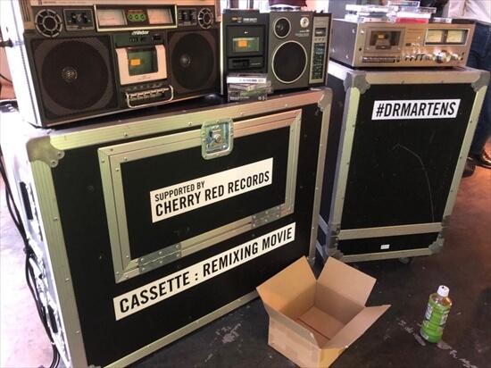 色々な音響機材