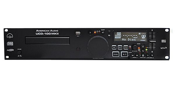 American Audio UCD-100MkⅡ