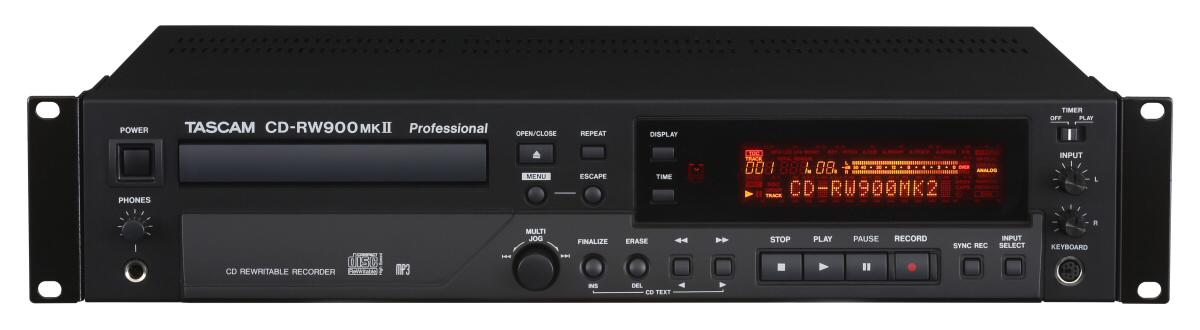 TASCAM CD-RW900MKⅡ