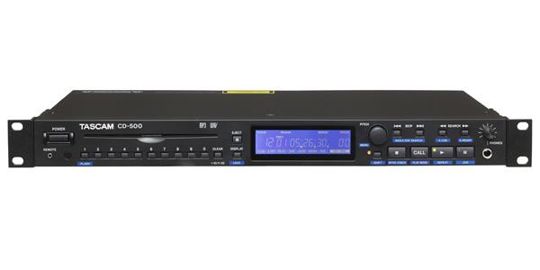 TASCAM CD500